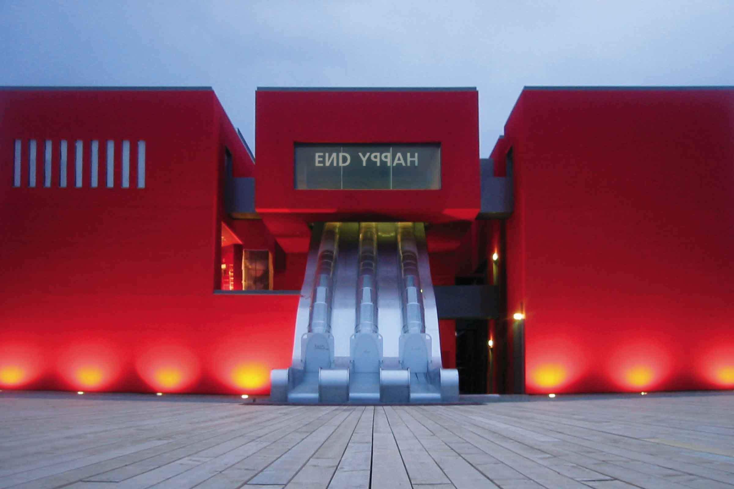 Themenpark umgesetzt von Expomondo